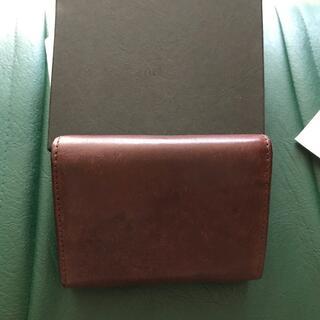 エムピウ(m+)のエムピウ25(折り財布)
