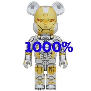 メディコムトイ(MEDICOM TOY)のBE@RBRICK SORAYAMA IRONMAN 1000%(その他)