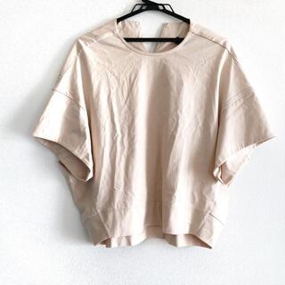 ドゥロワー(Drawer)のドゥロワー 七分袖カットソー サイズ1 S -(カットソー(長袖/七分))