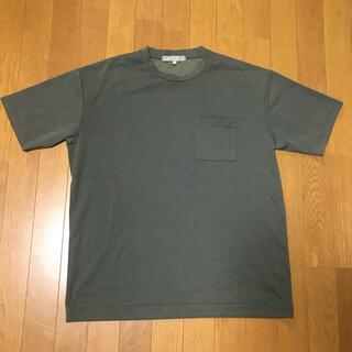 ユナイテッドアローズ(UNITED ARROWS)のUNITED ARROWS 無地ポケットTシャツ【L】(Tシャツ/カットソー(半袖/袖なし))