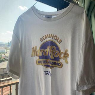 ロックハード(ROCK HARD)のhard rock ハードロック Tシャツ(Tシャツ/カットソー(半袖/袖なし))