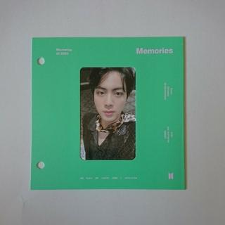 BTS Memories of 2020 トレカ Blu-ray JIN ジン(アイドルグッズ)