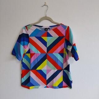 マリメッコ(marimekko)のユニクロ marimekko   コラボTシャツ   UT(Tシャツ(半袖/袖なし))
