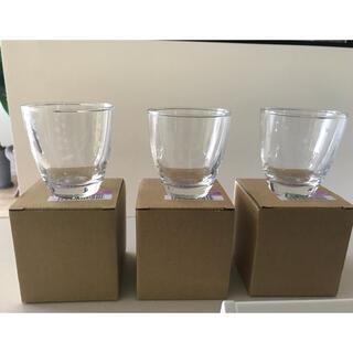フェリシモ(FELISSIMO)のフェリシモ コップ カップ グラス 3個セット(グラス/カップ)