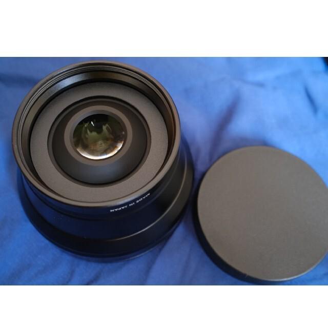 富士フイルム(フジフイルム)のTCL-X100 IIブラック_X100用テレコン_納品書付き スマホ/家電/カメラのカメラ(コンパクトデジタルカメラ)の商品写真
