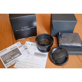 富士フイルム - TCL-X100 IIブラック_X100用テレコン_納品書付き