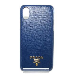プラダ(PRADA)のPRADA(プラダ) 携帯電話ケース - 1ZH058(モバイルケース/カバー)