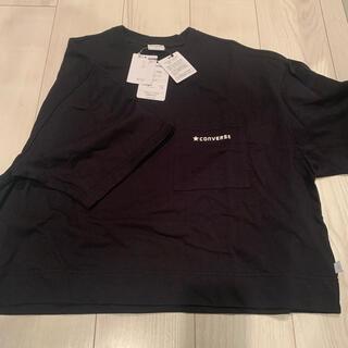 ヴィス(ViS)のコンバース&Vis Tシャツ(Tシャツ(半袖/袖なし))