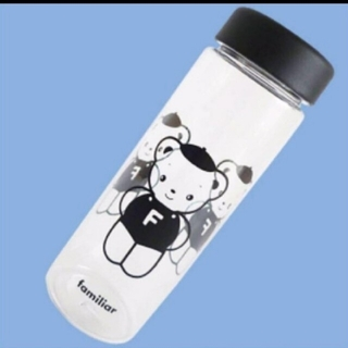 ファミリア(familiar)の新品 非売品 ファミリア ボトル(水筒)