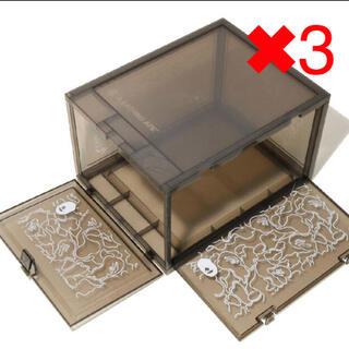 アベイシングエイプ(A BATHING APE)のBAPE X TOWER BOX PLUS エイプ タワーボックス 3個セット(その他)