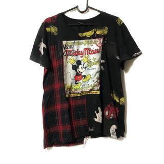 デシグアル(DESIGUAL)のデシグアル 半袖Tシャツ サイズXL -(Tシャツ(半袖/袖なし))