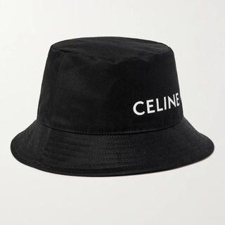 セリーヌ(celine)の新品 2021新作 celine セリーヌ バケット ハット(ハット)