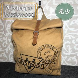 ヴィヴィアンウエストウッド(Vivienne Westwood)の希少 VivienneWestwoodリュックサック 大容量(バッグパック/リュック)