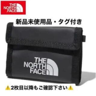 ザノースフェイス(THE NORTH FACE)のザ・ノースフェイス コインケース BCワレットミニ ブラック NM82081(コインケース/小銭入れ)