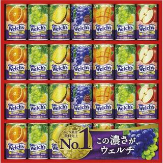 アサヒ(アサヒ)のWelch's ウェルチ  ジュース  28本   W30N (ソフトドリンク)