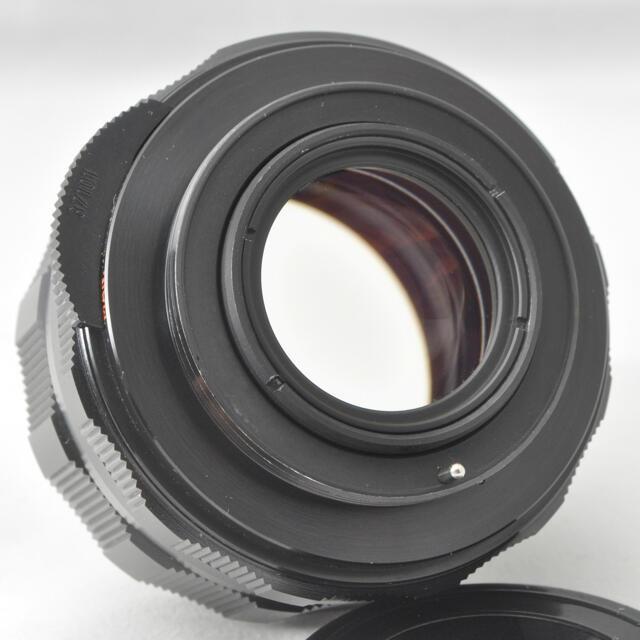 PENTAX(ペンタックス)の◆後期型 Super-Takumar 55mm F1.8 単焦点 pentax スマホ/家電/カメラのカメラ(レンズ(単焦点))の商品写真