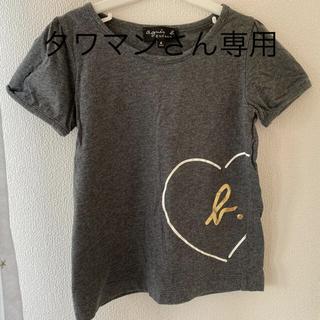 アニエスベー(agnes b.)のアニエスベーアンファン 女の子 Tシャツ (Tシャツ/カットソー)