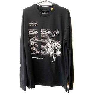 モンクレール(MONCLER)のモンクレール 長袖Tシャツ サイズXS メンズ(Tシャツ/カットソー(七分/長袖))
