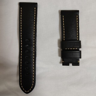 オフィチーネパネライ(OFFICINE PANERAI)のパネライ 純正 カーフベルト 24mm (腕時計(アナログ))
