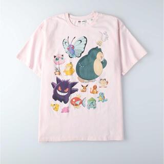 ポケモン(ポケモン)のリーバイス ポケモン コラボTシャツ(Tシャツ/カットソー(半袖/袖なし))