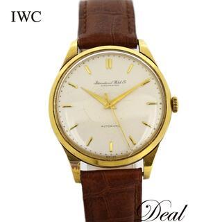 インターナショナルウォッチカンパニー(IWC)のYG製 IWC Cal.853 アンティークウォッチ(腕時計(アナログ))