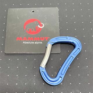 マムート(Mammut)のMAMMUT MiniBiner Bionic マムート カラビナ(登山用品)