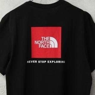 ザノースフェイス(THE NORTH FACE)のザ ノースフェイス Tシャツ Mサイズ(Tシャツ/カットソー(半袖/袖なし))