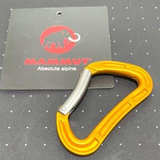 マムート(Mammut)のMAMMUT MiniBiner Bionic  マムートカラビナ(登山用品)