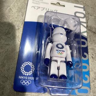 メディコムトイ(MEDICOM TOY)のBE@RBRICK ベアブリック 100% 東京2020オリンピックエンブレム(キャラクターグッズ)