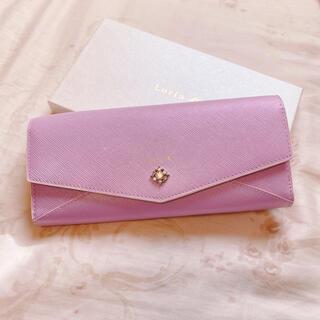ヨンドシー(4℃)の【週末限定セール】Luria4°C 長財布(財布)