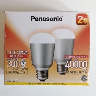 Panasonic LED電球 3種セット(蛍光灯/電球)