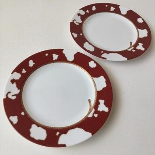 シセイドウ(SHISEIDO (資生堂))の資生堂 花椿 プレート皿 2枚(食器)