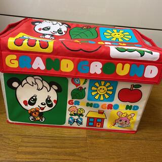 GrandGround - グラグラ パンダ 収納ケース(カラーボックス)