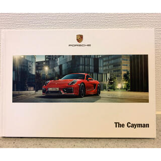 Porsche - 【Porsche】The Caymanカタログ