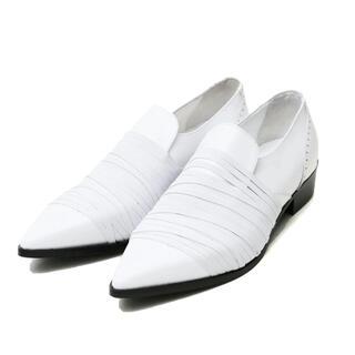 ジョンローレンスサリバン(JOHN LAWRENCE SULLIVAN)の【stefan cooke】pointy shoes 21AW(ブーツ)