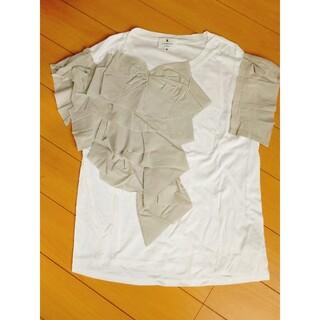 ランバンオンブルー(LANVIN en Bleu)のLANVIN en Bleu(ランバンオンブルー) Tシャツ(Tシャツ(半袖/袖なし))