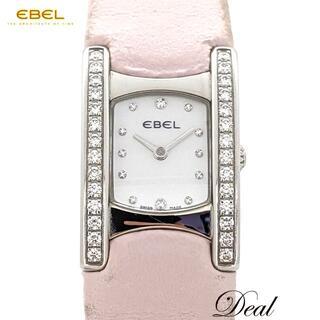 エベル(EBEL)のベゼルダイヤ EBEL エベル ベルーガ 12PD MOP(腕時計)