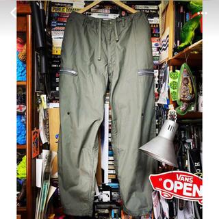 ビームス(BEAMS)のssz parasite zip pants L(ワークパンツ/カーゴパンツ)
