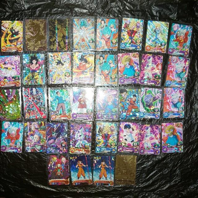 ドラゴンボール(ドラゴンボール)のドラゴンボール カードヒーローズ キラカード18枚とノーマルカード70枚セット エンタメ/ホビーのトレーディングカード(Box/デッキ/パック)の商品写真