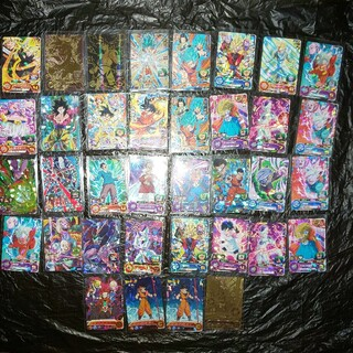 ドラゴンボール - ドラゴンボール カードヒーローズ キラカード18枚とノーマルカード70枚セット