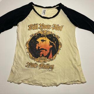ルードギャラリー(RUDE GALLERY)のルードギャラリー  七分袖 Tシャツ サイズ2(Tシャツ/カットソー(七分/長袖))