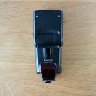 キヤノン(Canon)のキヤノン Canon スピードライト 580EX フラッシュ ジャンク(ストロボ/照明)