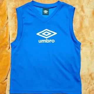 アンブロ(UMBRO)の《新品未使用》『umbroタンクトップ140cm』(Tシャツ/カットソー)