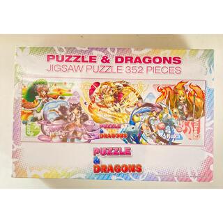 【未開封】パズル&ドラゴン ジグソーパズル 352ピース 擬人化競演! 女の子(その他)