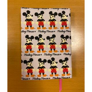 ミッキーマウス(ミッキーマウス)のブックカバー 文庫本サイズ ディズニー ミッキー(ブックカバー)