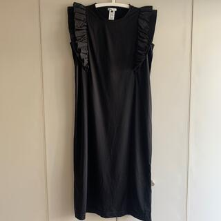 ダブルスタンダードクロージング(DOUBLE STANDARD CLOTHING)のダブルスタンダードクロージング カットソーノースリーブワンピ(ロングワンピース/マキシワンピース)