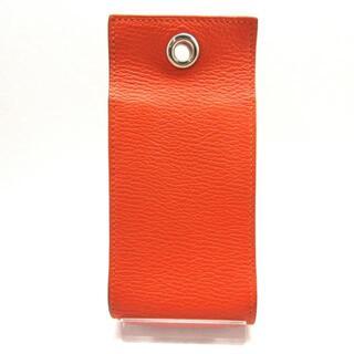 エルメス(Hermes)のHERMES(エルメス) 携帯電話ケース美品  -(モバイルケース/カバー)