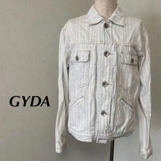 ジェイダ(GYDA)のデニムジャケット Gジャン ジェイダ GYDA  ストライプ(Gジャン/デニムジャケット)