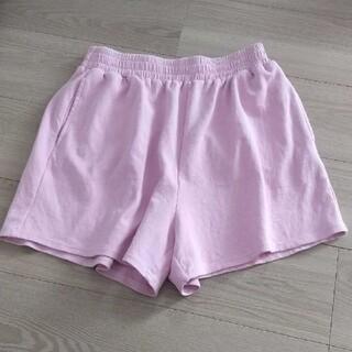 ペコクラブ(PECO CLUB)のペコクラブ スウェットショートパンツ ピンク(ショートパンツ)
