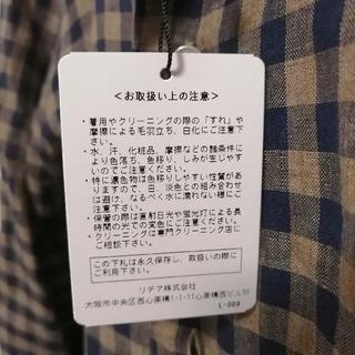 バルバ(BARBA)の3.5万 BARBA NAPOLI DANDYLIFE バルバ チェックシャツ(シャツ)
